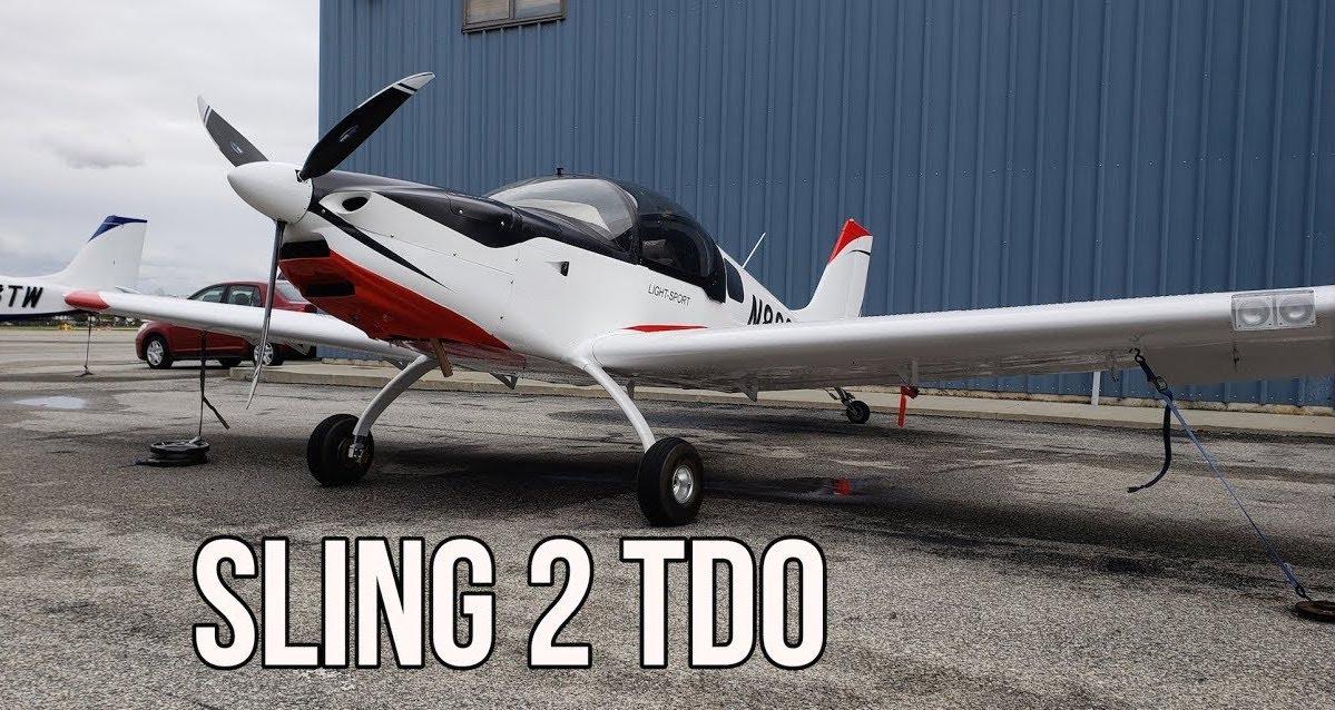 2018 Sling Tail Wheel TDO