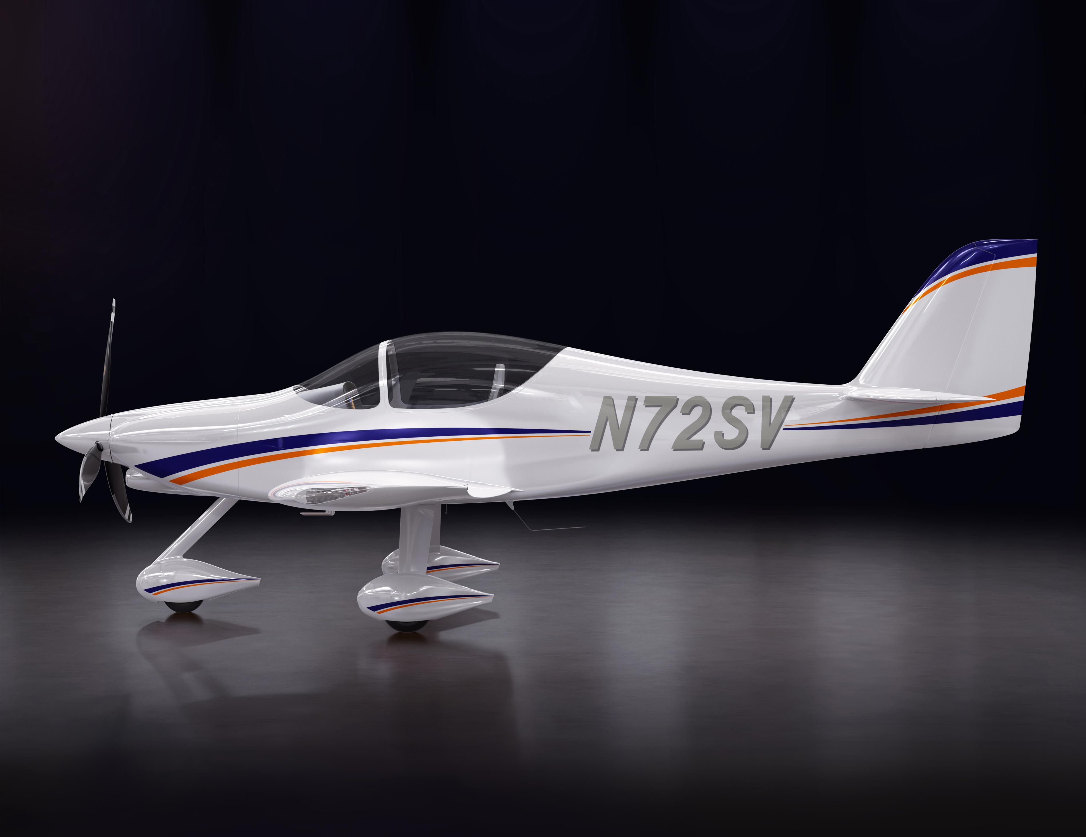 2021 Avocet AV24