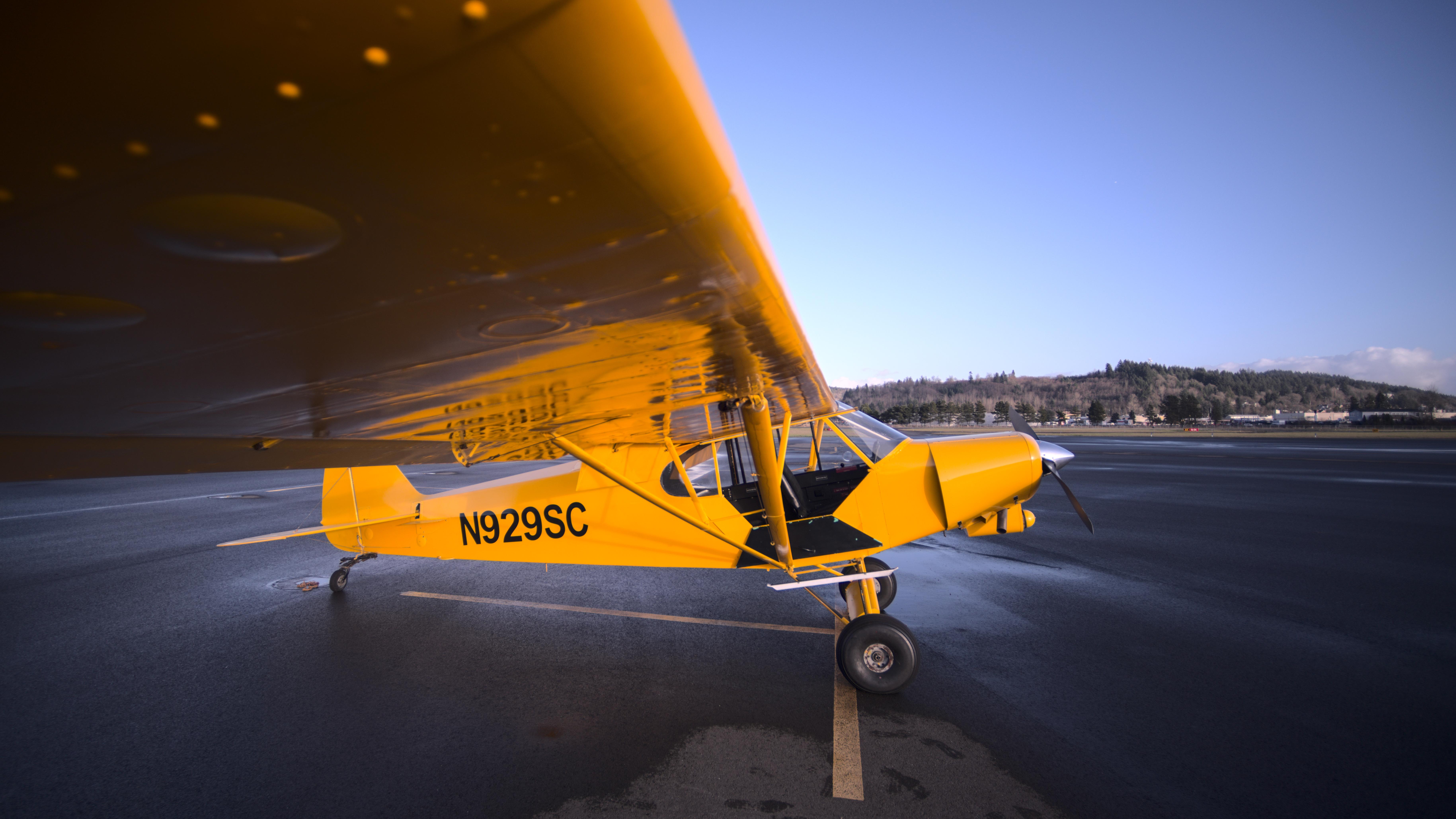 1979 Piper PA-18-180 Super Cub
