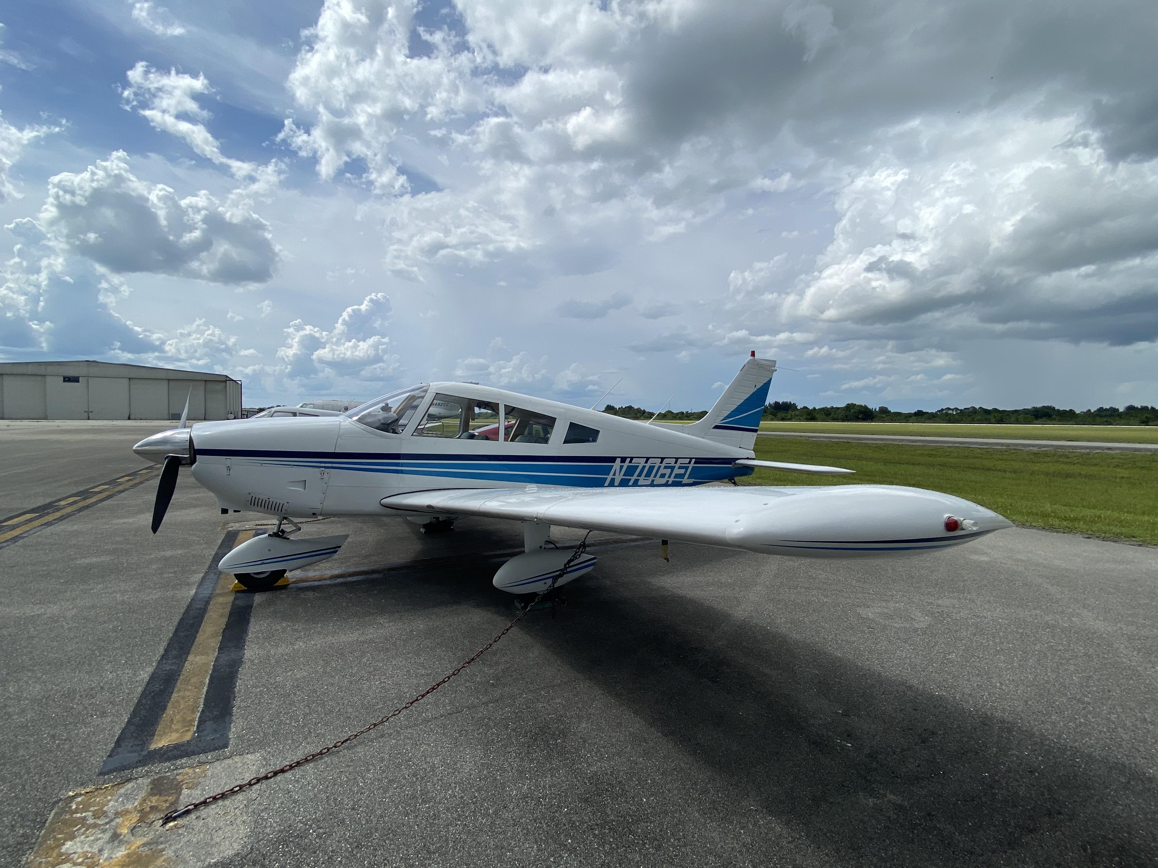 1972 Piper PA 28 - 180