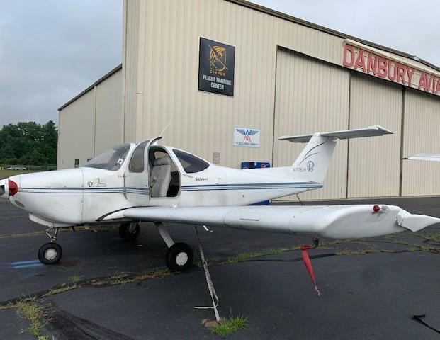 "1980 Beechcraft 77 ""Skipper"""